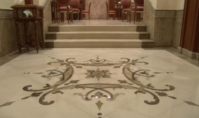 Medellion_Marble_Floor