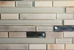 Bianco Caramel Steel Strips