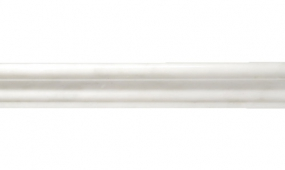 Bianco 1x12 Pencil Moulding