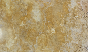 Travertine Giallo Polished