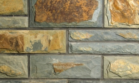 Natural Mushroom Stone - Multi Brown