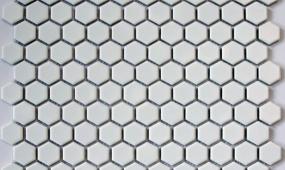 Ivory White Honeycomb