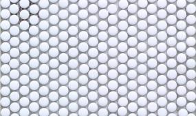 White Ivory Circles