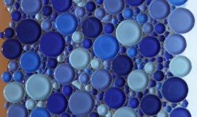 GLASS-BUBBLE-M05-BLUE-12X12