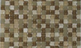 Beige 58x58 Glass Stone