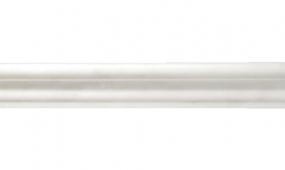 Bianco 1x12 Pencil Moulding