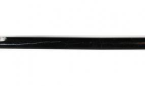 Black Toros 1x12 Pencil Moulding