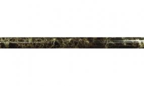 Emperador Dark 1x12 Pencil Moulding